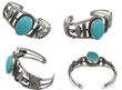 Turquoise Silver Ring Enjoys Time in the Spotlight Thanks to New...