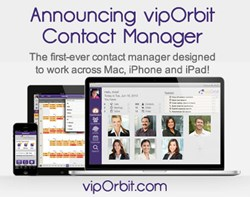 Announcing vipOrbit Contact Manager