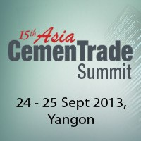15th Asia Cementrade Summit in Yangon