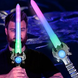 Lighted Sword