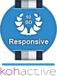 Best Responsive Web Design Firms Awards Rank Kohactive #3 by 10 Best...