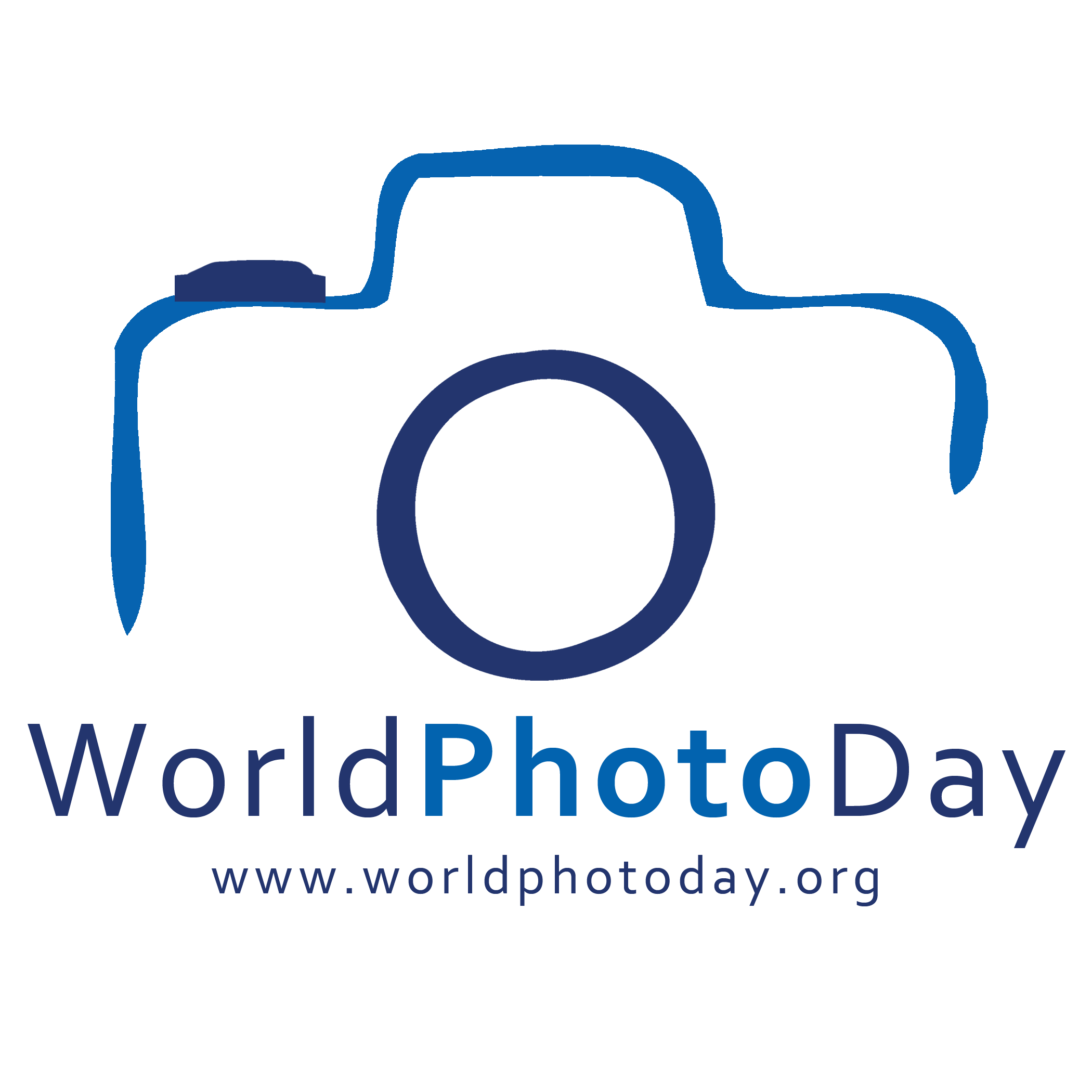 World Photo Day Logo