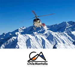 Heli-Skiing in the Andes | Chile Montaña