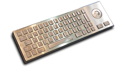 Antimicrobial Copper Products | Antimicrobial CuVerro Copper Keyboard