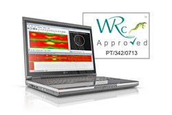WinCan LaserScan software earns WRc Approved status.