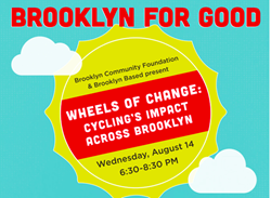 Wheels of Change:  Cycling's Impact Across Brooklyn