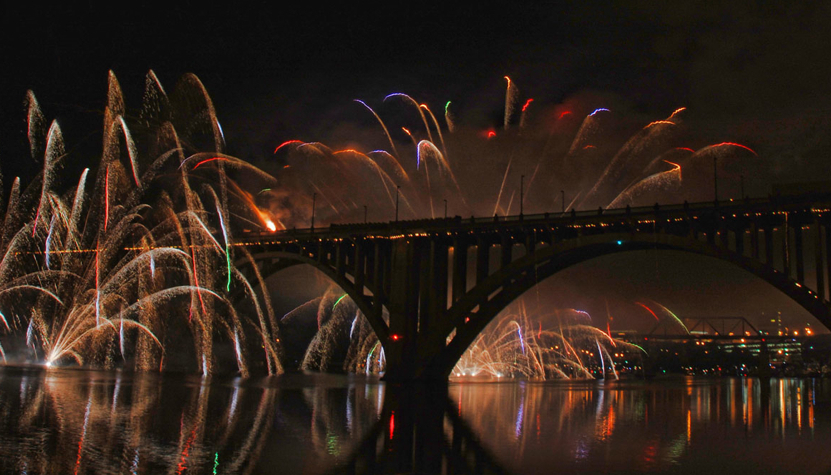 26th Annual Boomsday Festival Attracts 400k To Eastern