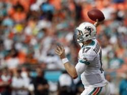 Quarterback Ryan Tannehill