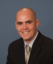 Brian Babcock, Branch Manager of Newburyport, Massachusetts mortgage office.