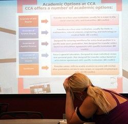 Expanded orientation at CCA in Colorado