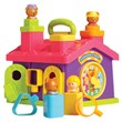 Goldilocks Shape Sorter House
