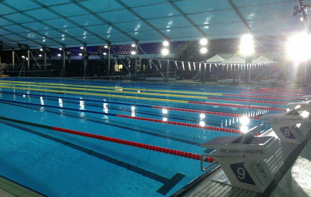 media - Olympic Swimming Pool 2013