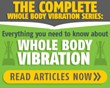 Canadian Whole Body Vibration Company, Hypervibe, Educates Consumers...
