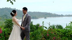 Bride & Groom (w/Ocean Views...)