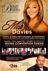 Beauty, Brains, Business Developmental and Leadership Conference