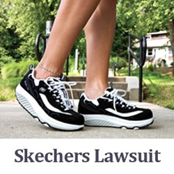 If you have been injured by Skechers Shape-Ups or Toning Shoes, Contact Wright & Schulte LLC at 800-399-0795 or visit yourlegalhelp.com for a FREE Skechers lawsuit consultation.