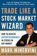 Stock Market Wizard Mark Minervini at Barnes & Noble in New York City on March 10th