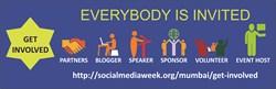 Social Media Week 2013 - Mumbai, India