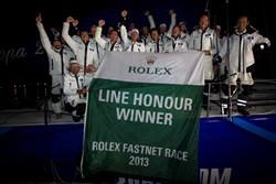 Rolex Fastnet 2013 Line Honour Winner