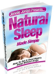 natural sleep remedies how natural sleep made simple
