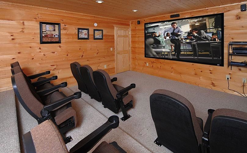 Timber Tops Luxury Cabin Rentals Names Pigeon Forge