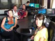 "Lori Anna Harrison (front right) has joined the ""Java with John"" show as co-host"