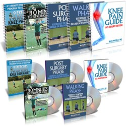 knee pain exercises how knee injury solution