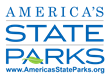 America's State Parks Logo with URL