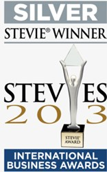 Stevie Awards - Silver Winner