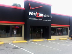 Cellular Sales Raynham Verizon Wireless store