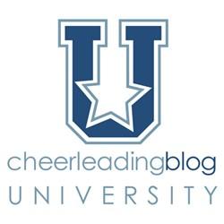 Cheerleading Blog University