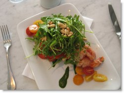 Healthy lobster recipe - Get Maine Lobster Citrusy Salad with Arugula