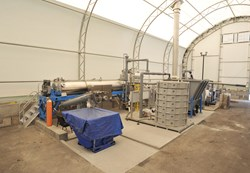 Biosolids Dryer