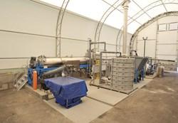 Biosolids Dryer