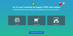 your personal facebook cash register