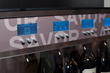 WineEmotion™ Series 3 systems feature optional customized display panels