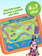 Educational activities and games for ages 4-7