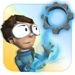 Telekinesis Kyle is now available for iOS and Android!