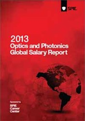 Photonics professionals overwhelmingly find high job satisfaction, the new 2013 Optics and Photonics Global Salary Report finds.