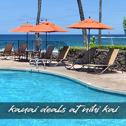 Kauai Deals at Nihi Kai.
