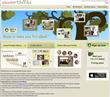 Image of the Homepage for AncestorEbooks.com