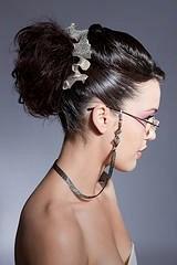Eyeglass Holder Necklace by Creita