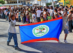 Belizeans Celebrate Independence Day