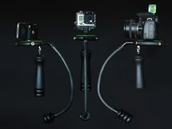 Flocam's Wide Range of Cameras. DSLRs, GoPros, iPhone, Android, and more.
