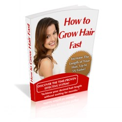 how to grow long hair and how to grow hair fast