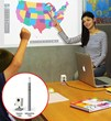 IPEVO Releases the IS-01 Interactive Whiteboard System; Two-Piece...