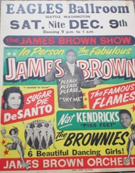 1950s and 1960s Rock N Roll Globe Concert Posters in Baltimore