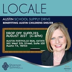 ACS / SSG School Supply Drive Information