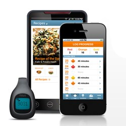 The new Walktober now includes a mobile app and optional Fitbit integration.