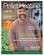 Pellet Heating magazine designed for Sandri Energy
